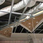 cartongesso illuminazione centro commerciale genova