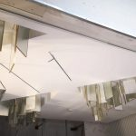 cartongesso soffitto pannelli luminosi